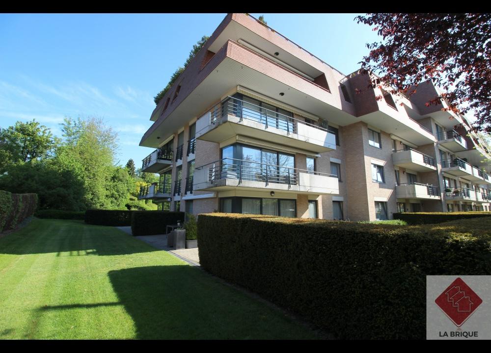 *** Loué*** A LOUER - WATERLOO - Appartement 2 chambres avec terrasse